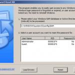 Passcare Windows Password Reset Kit