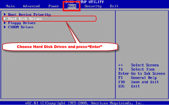 Choose Hard Disk Drives