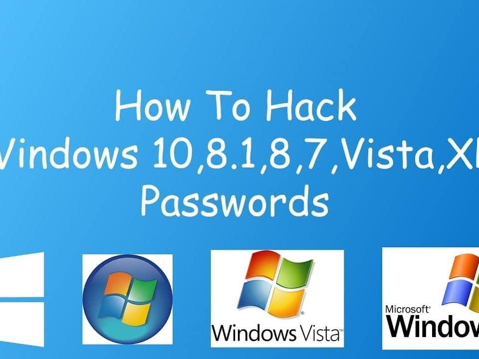 Crack Windows Password