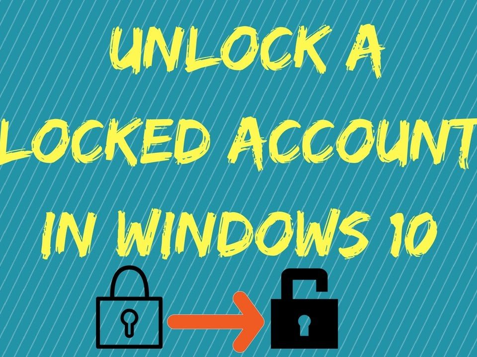 Locked Out of Windows PC