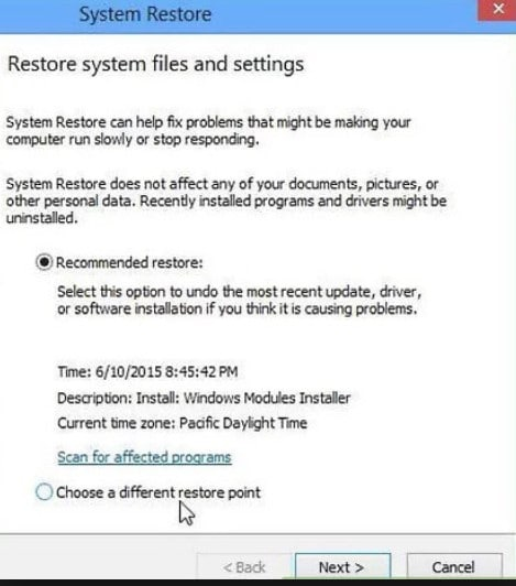 Restore Gateway Laptop to Factory Settings in Safe Mode