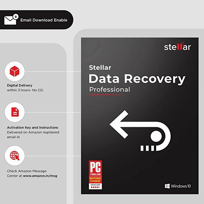 stellar windows data recovery software