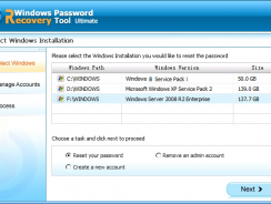 Tenorshare Windows Password Recovery Tool Ultimate Review & Coupon