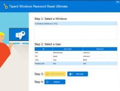 Tipard Windows Password Reset Review and Coupon